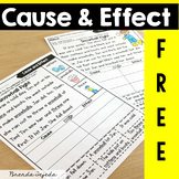 FREE Cause and Effect Passages & Printables