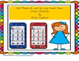 FREE Cell Phone/Smart Phone Vowel Pair Ai and Ay Centers