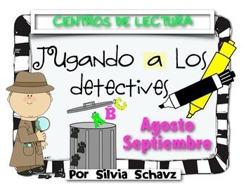 FREE! UN Centro de lectura de septiembre (September Reading Centers)