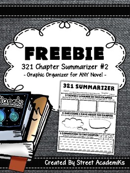 {FREE} 321 Chapter Summarizer #2