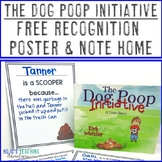 """FREE Character Education Posters & Notes Home for """"The Dog"""