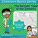 FREE Chemistry Basics Series: The Periodic Table of the Elements