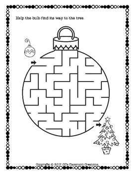 FREE Christmas Activities