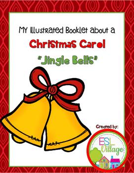 FREE Christmas Carol: Jingle Bells {Making an Illustrated Booklet}