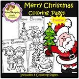 FREE Christmas Coloring Pages ( School Designhcf )