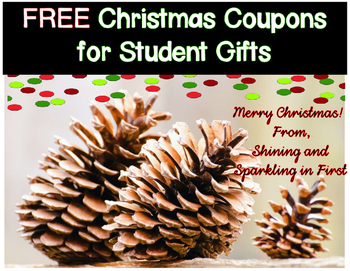 FREE Christmas Coupons