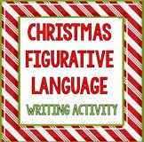 FREE Christmas Figurative Language: Writing and Drawing Activity
