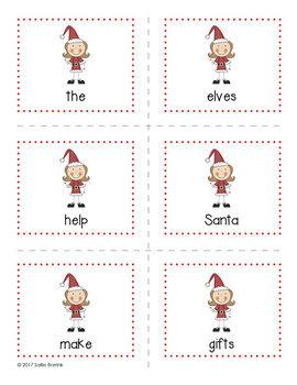 Christmas - Sentence Scramble