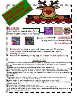 FREE! Christmas Gift Tags