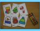 FREE! Christmas Gift Tags to Color