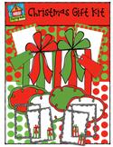FREE Christmas Gift Kit {P4 Trioriginals Digital Clip Art}