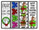 FREE Christmas Llama Bookmarks Happy Holidays