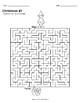 FREE Christmas Mazes