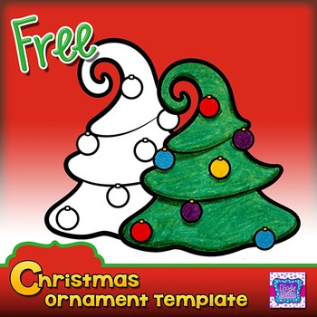 FREE Christmas Ornament