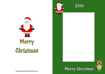 FREE Christmas Photo Cards