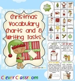 FREE Christmas Writing Vocabulary