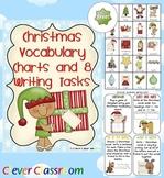 FREE Christmas Writing Vocabulary