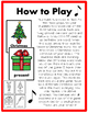 FREE Christmas Word JUST MOVE! (A Get Up and Move Around the Classroom Game)
