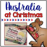 FREE Christmas in Australia Flipbook { 2 included } Holida