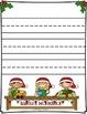 FREE Christmas/Winter Writing Paper