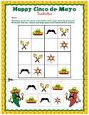 Cinco de Mayo Sodoku Activity