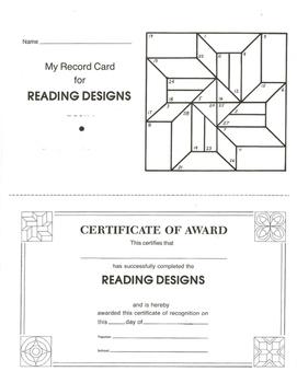 FREE ... VOCABULARY ... FREEBIE Geometric Designs ... NO PREP ...Gr  3,4,5