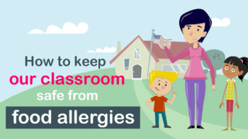 FREE Classroom Food Allergy Safety Video, Lesson Plan and Educator Resources