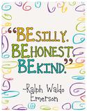 FREE Classroom Quote: Ralph Waldo Emerson