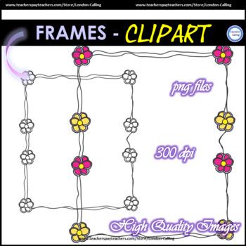 FREE Clip Art - FRAMES