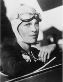 FREE - Clip Art & Poster | Women's History | Amelia Earhart