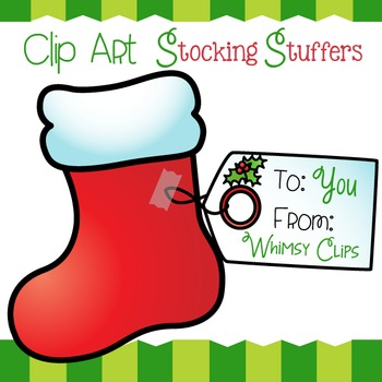 Stocking Stuffers Free Clip Art