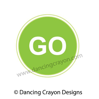 free clip art stop sign and go sign by dancing crayon designs tpt rh teacherspayteachers com clip art stop sign black and white Stop Signs to Print
