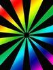 FREE Clip Art ~ Sunburst Digital Papers - 500 Fantastic Fo