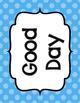 Behavior Clip Chart - Classroom Management - FREE! - Cute Polka Dots