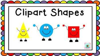 FREE Clipart Shapes