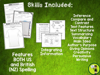 FREE Sports Stars US Close Reading Comprehension Text and Higher Order Thinking