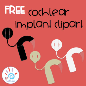 FREE Cochlear Implant Clipart