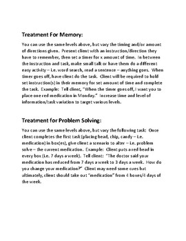 FREE Cognitive Therapy How-To-Guide: Medication Management