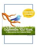FREE Collaborative Mini-Mural
