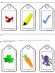 FREE **Color Matching Work Task **Task Boxes** FREE