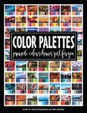 FREE Color Palette Catalog {Zip-A-Dee-Doo-Dah Designs}