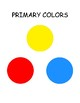 FREE Color Posters: Primary & Secondary Colors