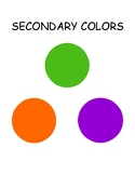 Primary & Secondary Color Posters