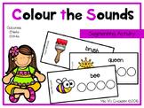Color the Sound - Segmenting Activity
