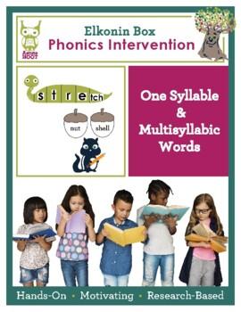 Phonics Intervention for Multisyllabic Words {FREE}
