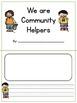 FREE Community Helper Writing Prompts