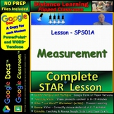 A FREE Complete STAR* Video Lesson on MEASUREMENT for Dist