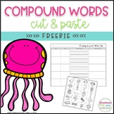 FREE Compound Words Cut & Paste