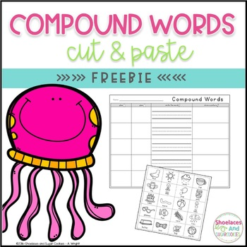 image regarding Printable Compound Word Games named Free of charge Substance Terms Worksheets Education Supplies TpT
