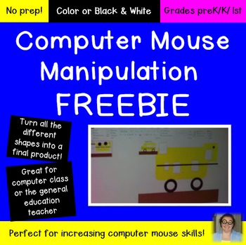 FREE Mouse Manipulation PowerPoint Practice